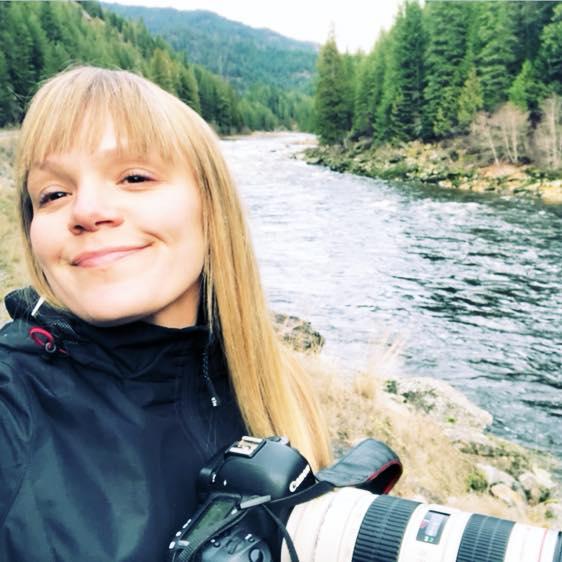 Kate Wilson  MT DNRC - Flathead Basin Commission & Upper Columbia Conservation Commissio