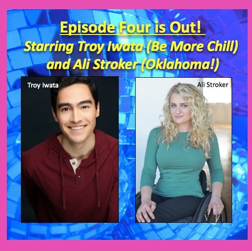 Episode 4 drops! Funny, sexy, down and dirty.... you'll love it! Starring @mrtroyiwata and @alistroker!! Download on iTunes now!