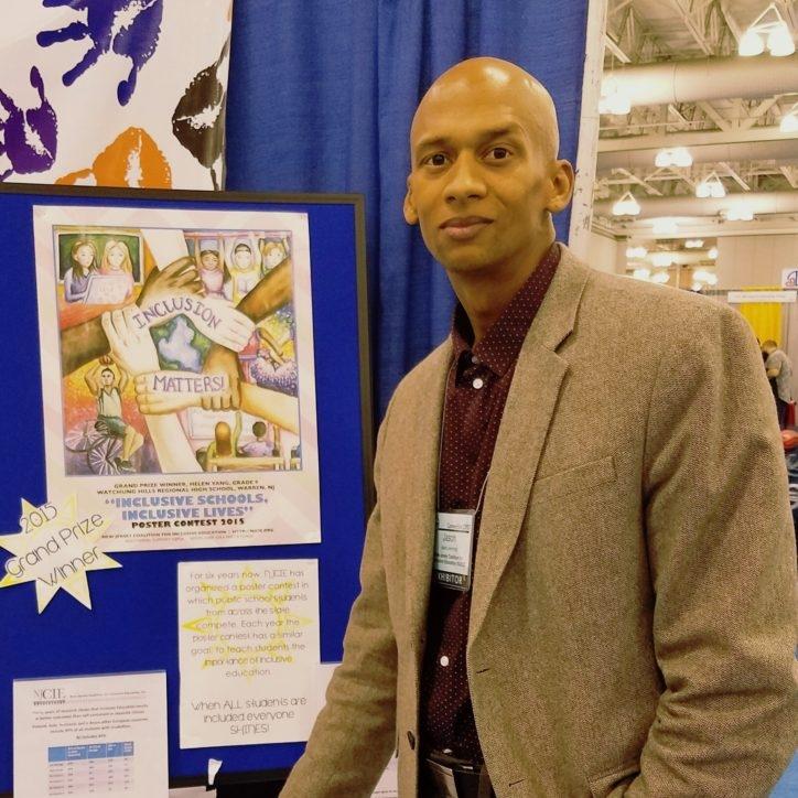 Jason jenniNgs - Inclusion Facilitator