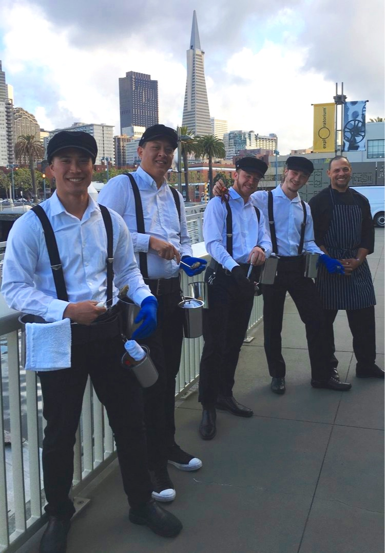 The Roving Shuckers in San Francisco