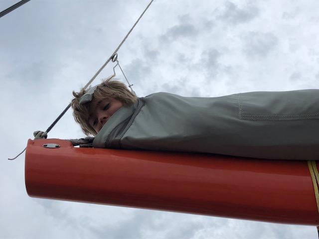 Toren sail cover burrito