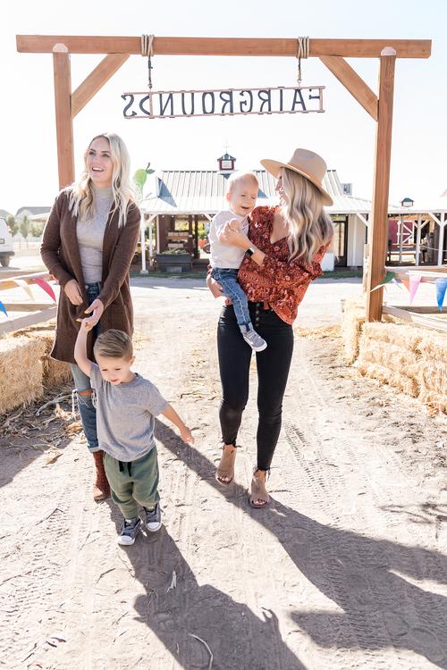 Salty Blondes Top 5 Fall Activities in Utah
