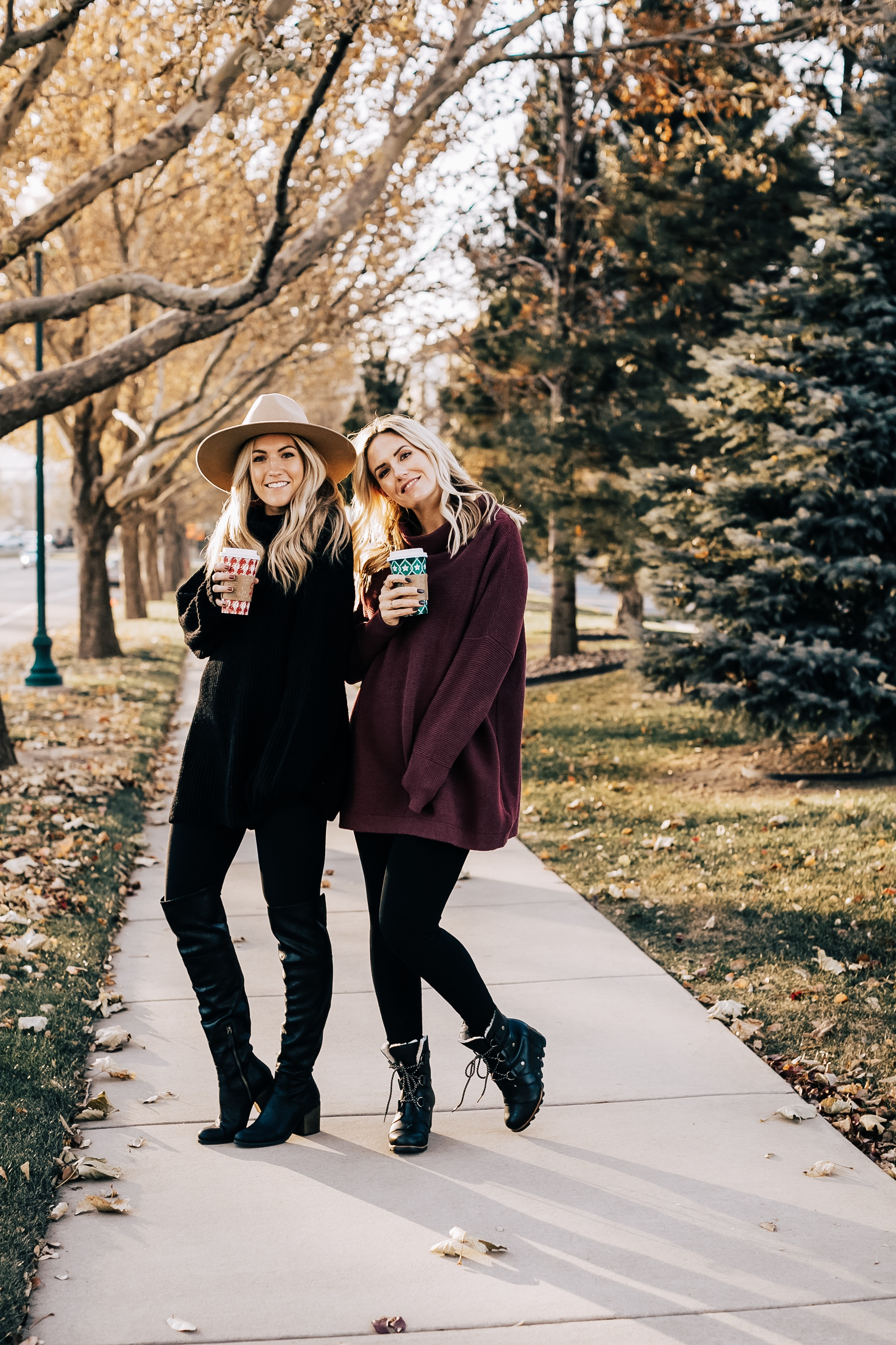 Salty Blondes | Cozy Sweaters 2018