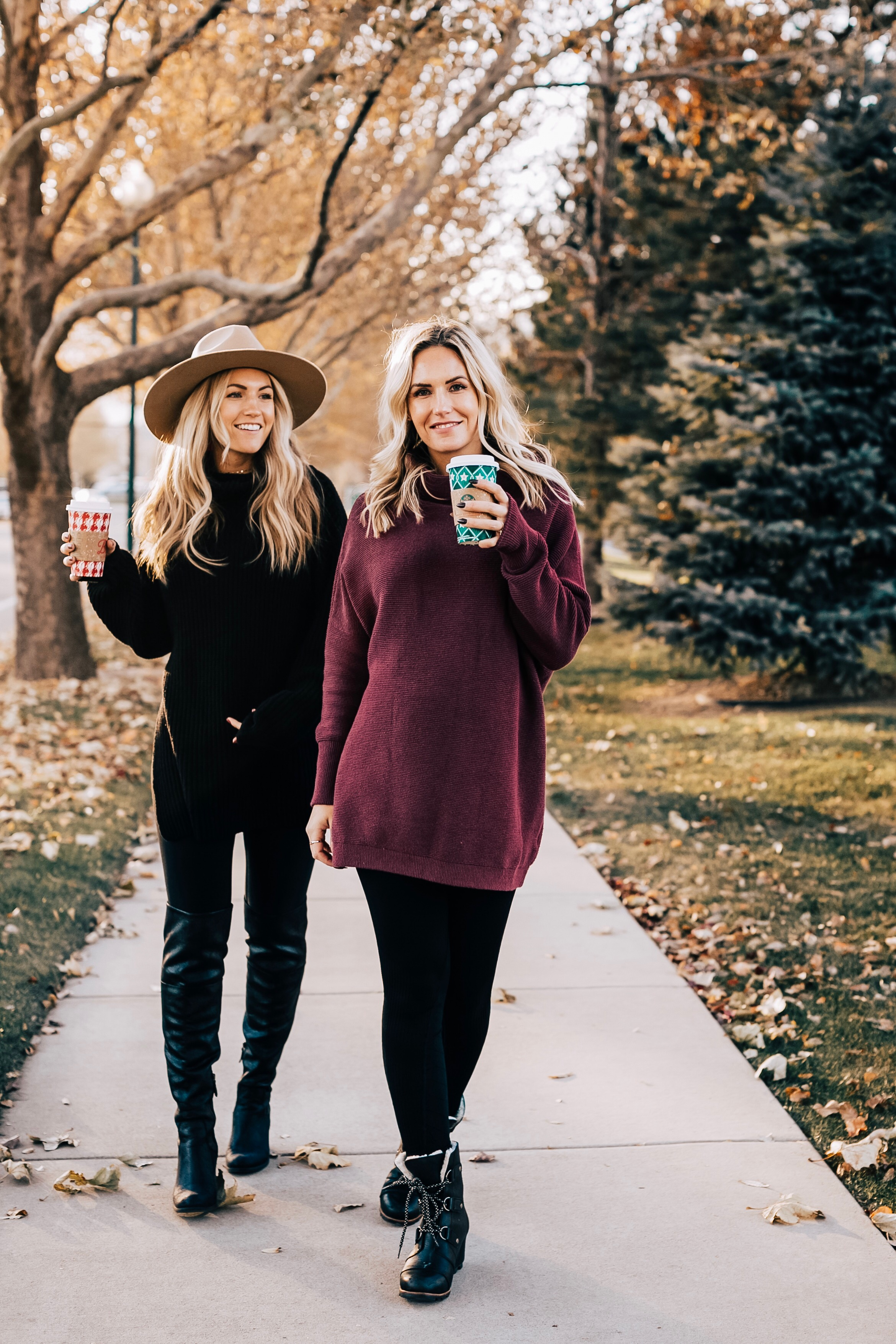 Salty Blondes   Cozy Sweaters 2018