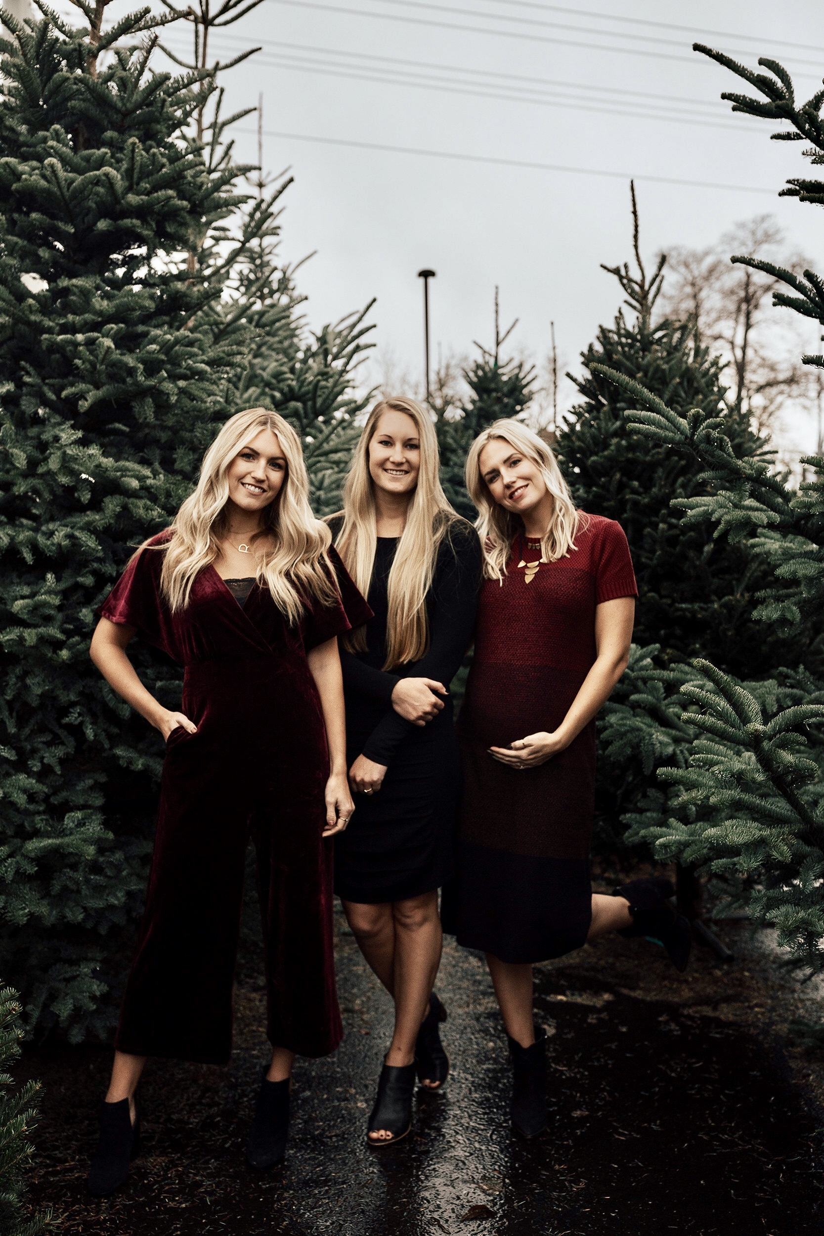Salty Blondes | Holiday Dresses 2018