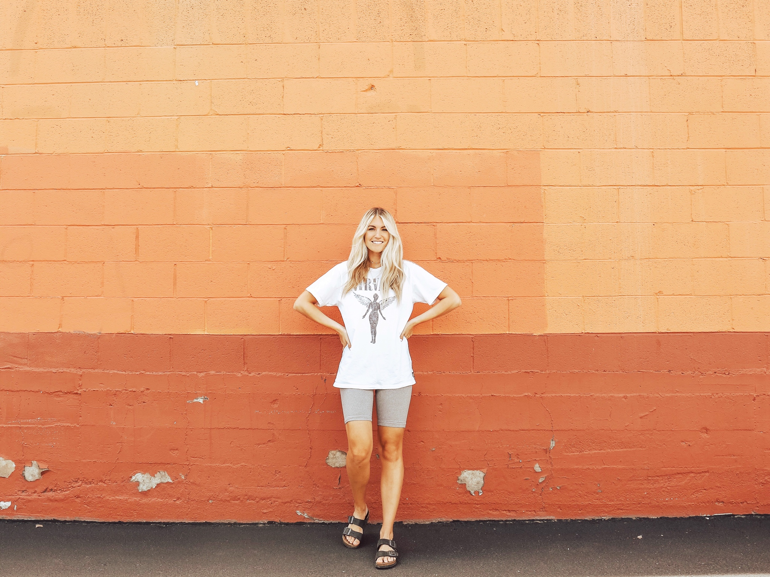 One Tee Three Ways | Salty Blondes