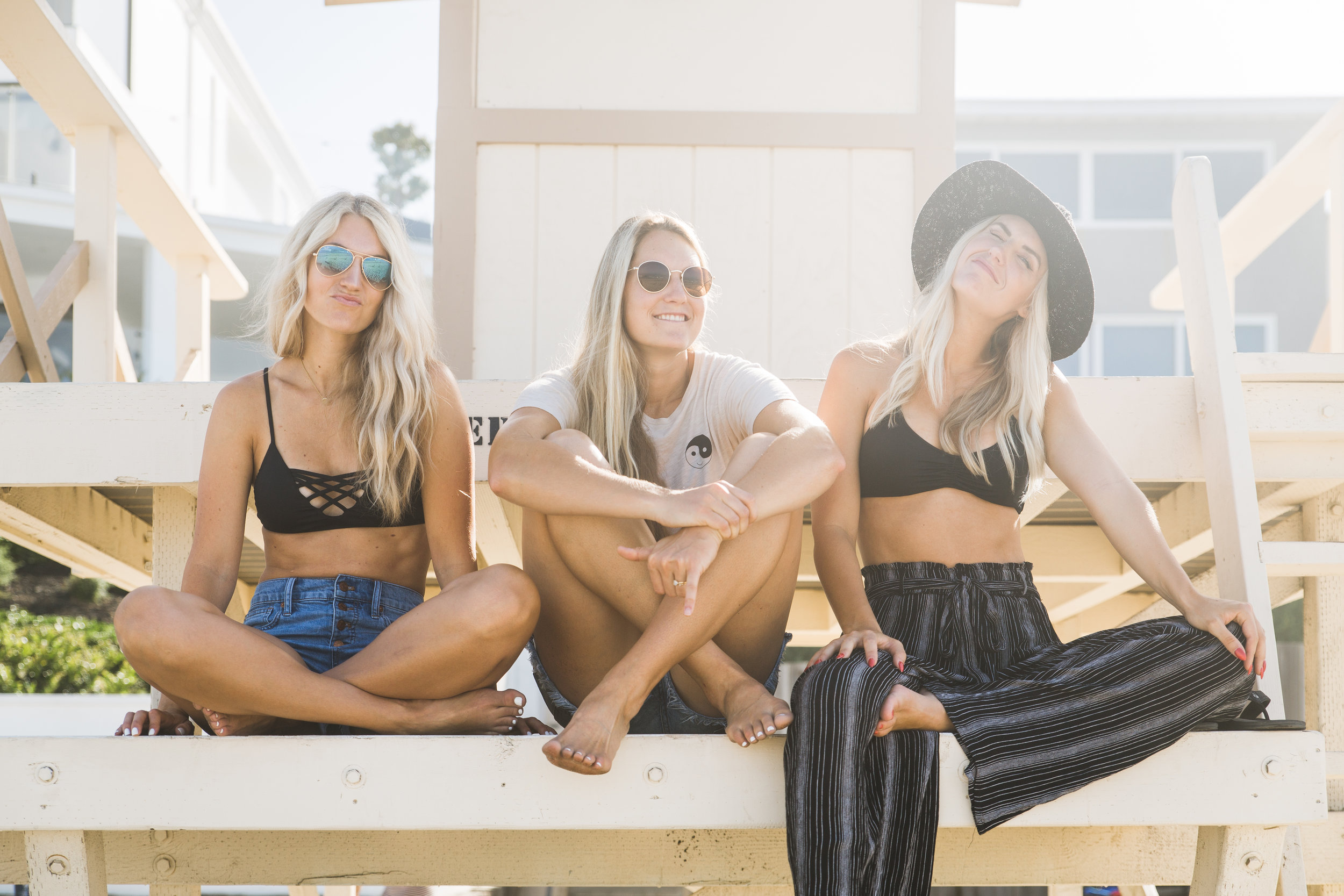 3 Sisters Favorite Things | Salty Blondes