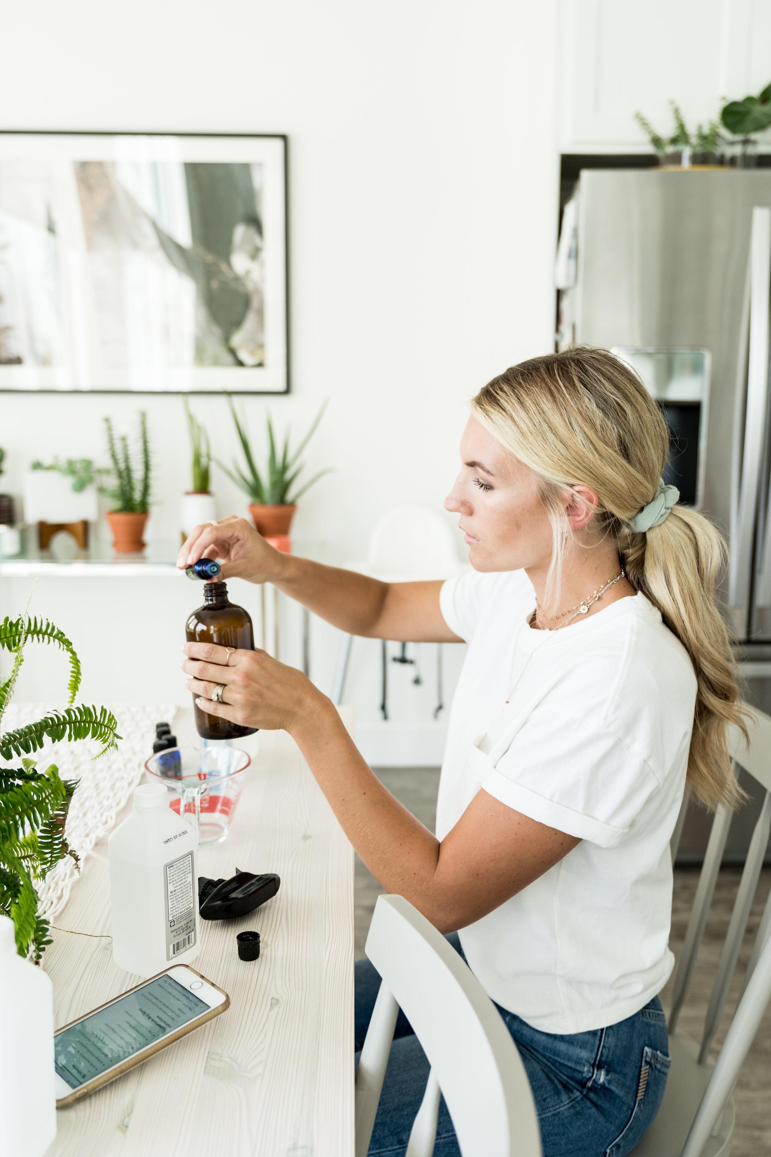 Slaty Blondes | Natural Bug Spray