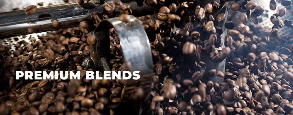 World Trader Coffee offers eight premium coffee blends from our House Blend to Espresso to a fine French Roast. All blends are comprised of 100% premium Arabica coffee beans. Four of our premium blends are also available as Swiss water decaffeinated coffee.