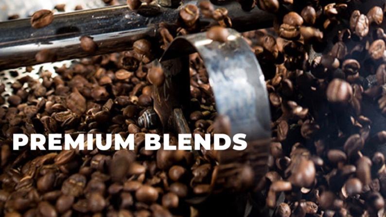 Premium Blends - Can't decide between the single origin coffee from the three main regions? Try one of our eight Premium Blends our roaster has masterfully created. Some are unique to our most loyal customers!