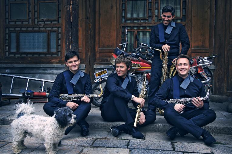 Amstel Quartet - . . .