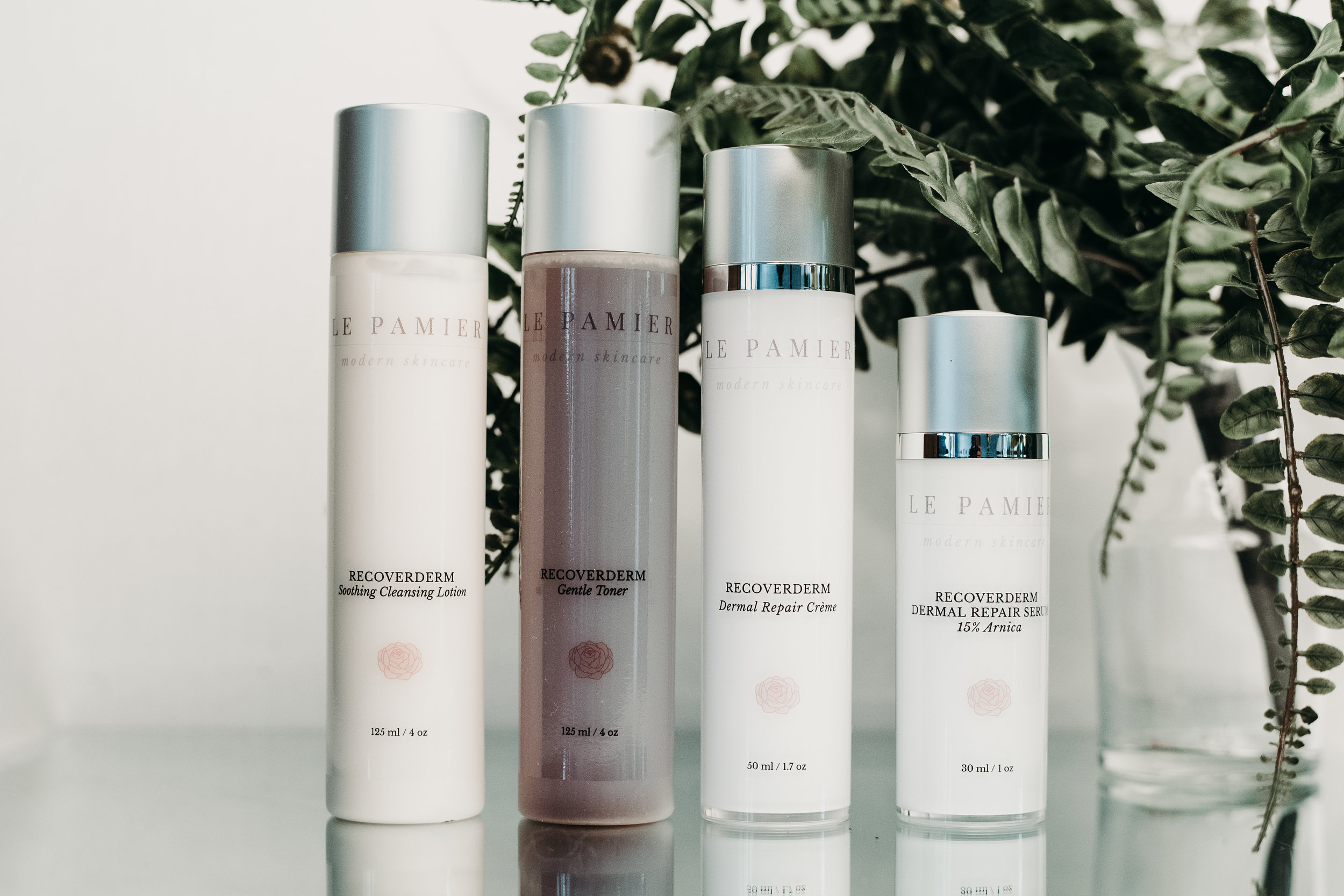 The Recoverderm Collection