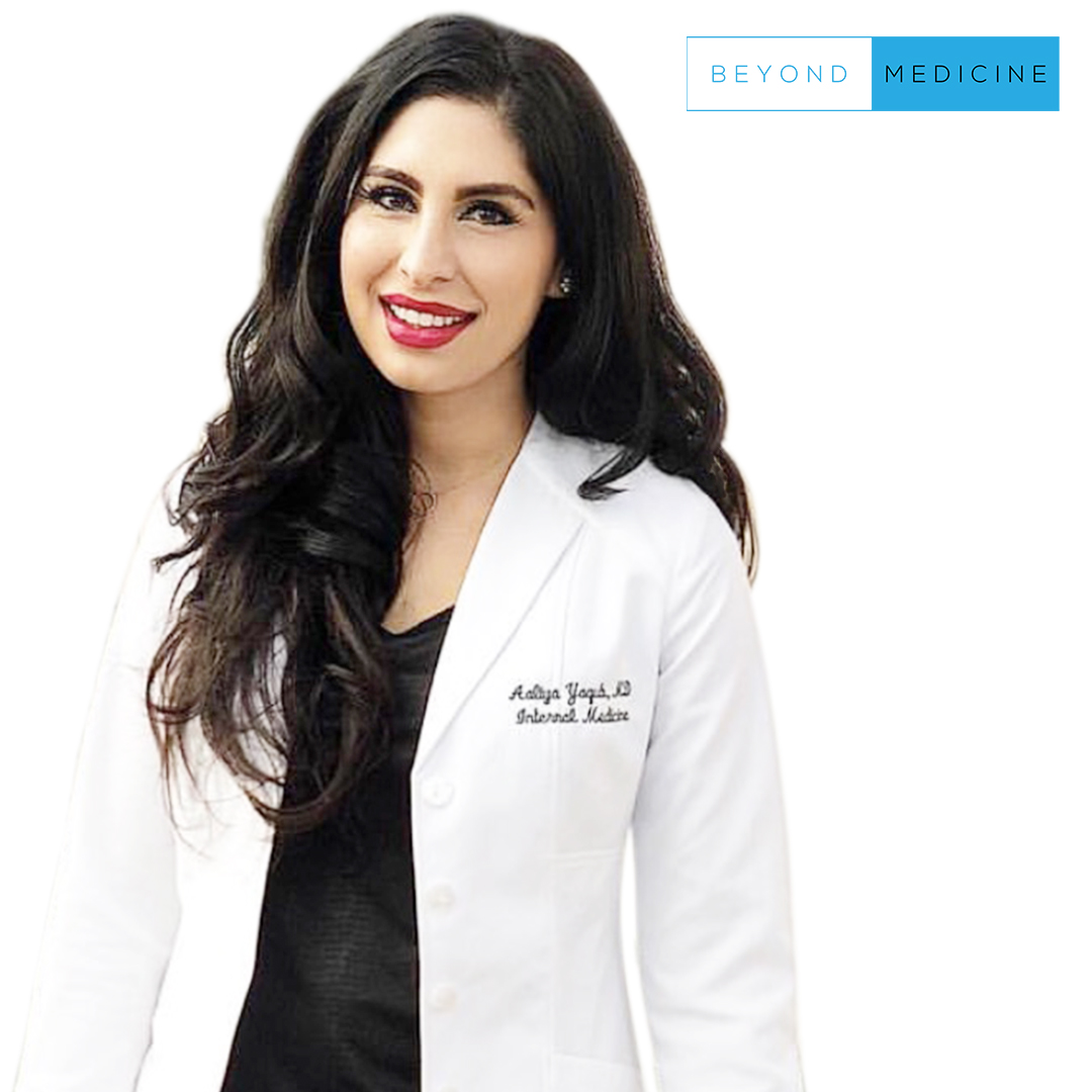 Career Wellness, Entrepreneurship and Social Influence. - In this episode Dr. Aaliya Yaqub, MD talks to us about being a Entrepreneur in the Health/Tech industry, how she finds balance as a Physician, Entrepreneur and mother. Dr. Aaliya offers great advice on finding your passions and ultimatly living the life you want to live.