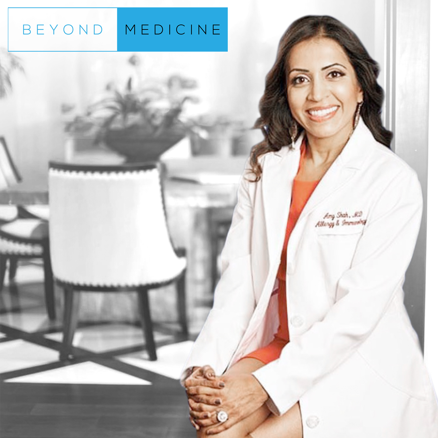 How to Change Your Microbiome, Intermittent Fasting & More. - Dr. Amy Shah, MD. Double board certified in Internal Medicine and Allergy/Immunology and one of leaders in the wellness space shares her expertise with us on how to change our microbiome and some benefits of intermittent fasting.