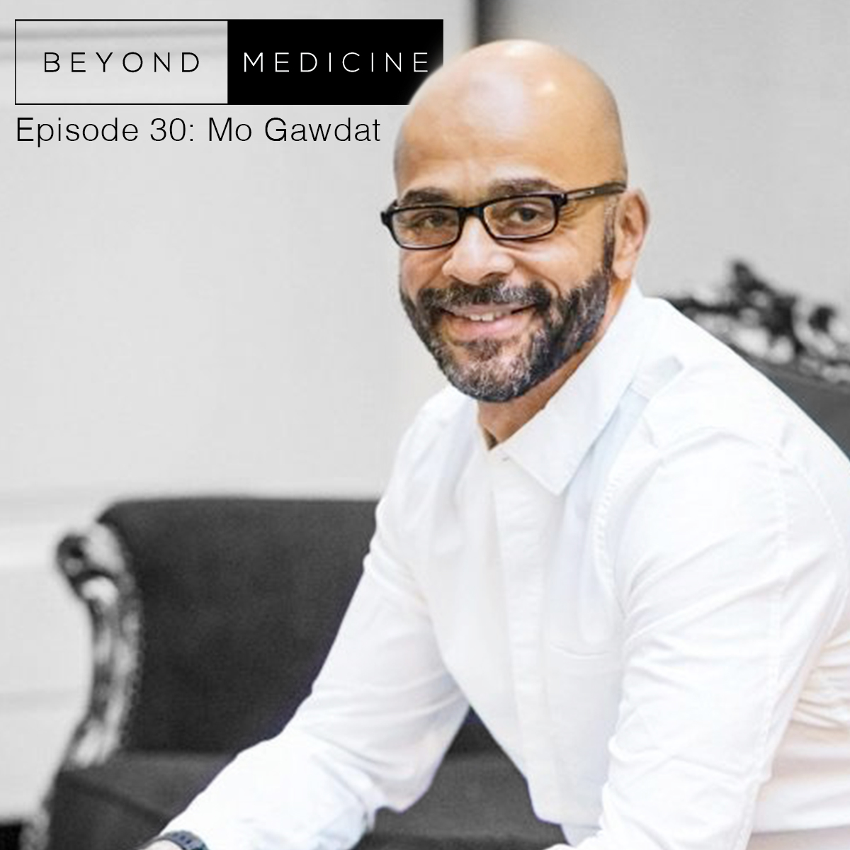 Solving For Happy - Mo Gawdat is the former Chief Business Officer at Google's [X]. In the last ten years he has made happiness his primary topic of research, diving deeply into literature and conversing on the topic with thousands of people in more than a hundred countries. He has cofounded more than twenty businesses. In 2014, following the tragic loss of his son, Ali, Mo found new purpose and wrote the international best seller, Solve for Happy.