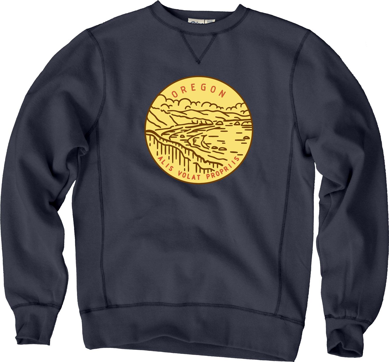 Oregon MottoSweatshirt -