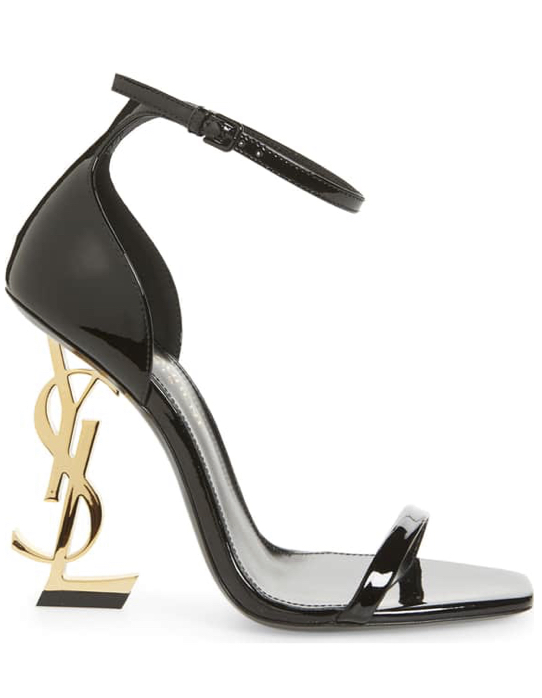 Opyum YSL Ankle Strap Sandal   The Link Up' s personal favorite pump!