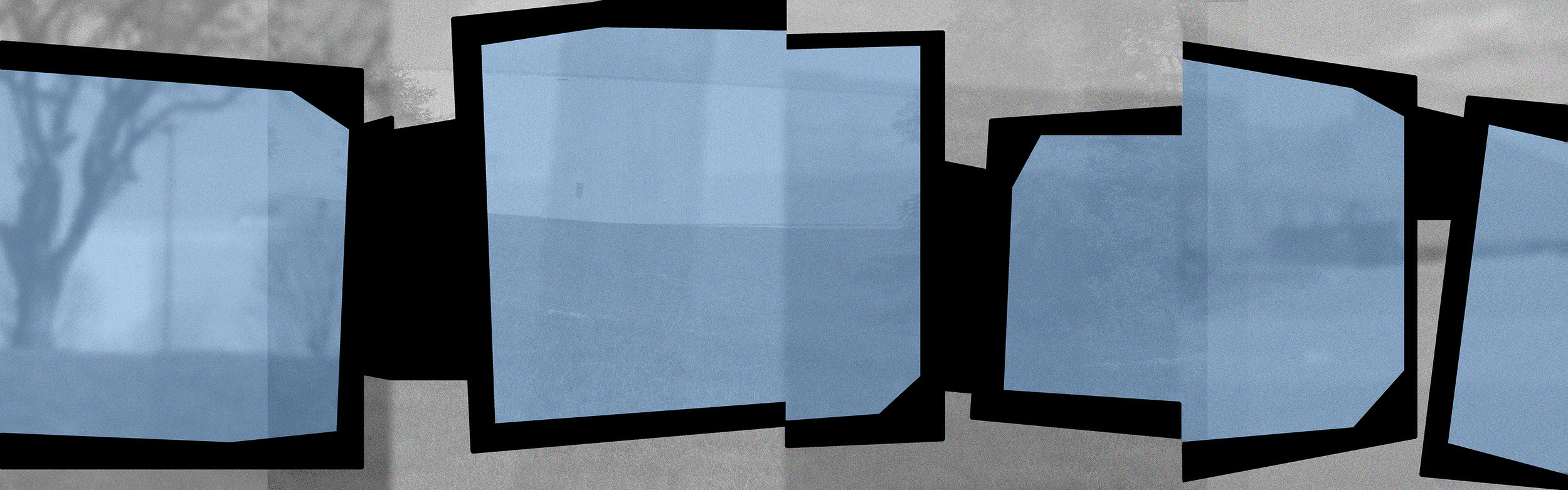 Mobility of Frames P2 | 2017 | archival pigment print | 12 x 47 inches