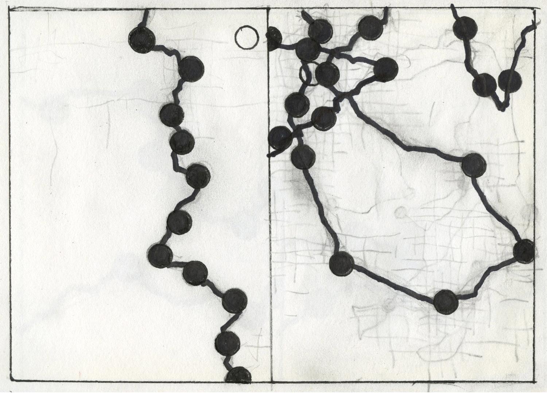Figure 16: Steven Baris,  Ititamat, Study #3