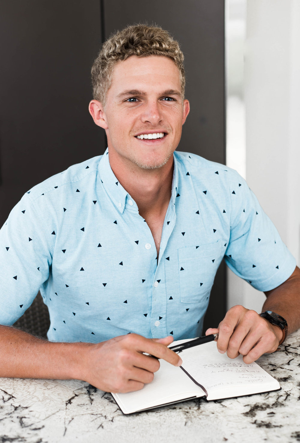 A former professional golfer, Thane is charting a new path as an up-and-coming writer, podcaster, model, and collaborative entrepreneur in the greater Los Angeles area.