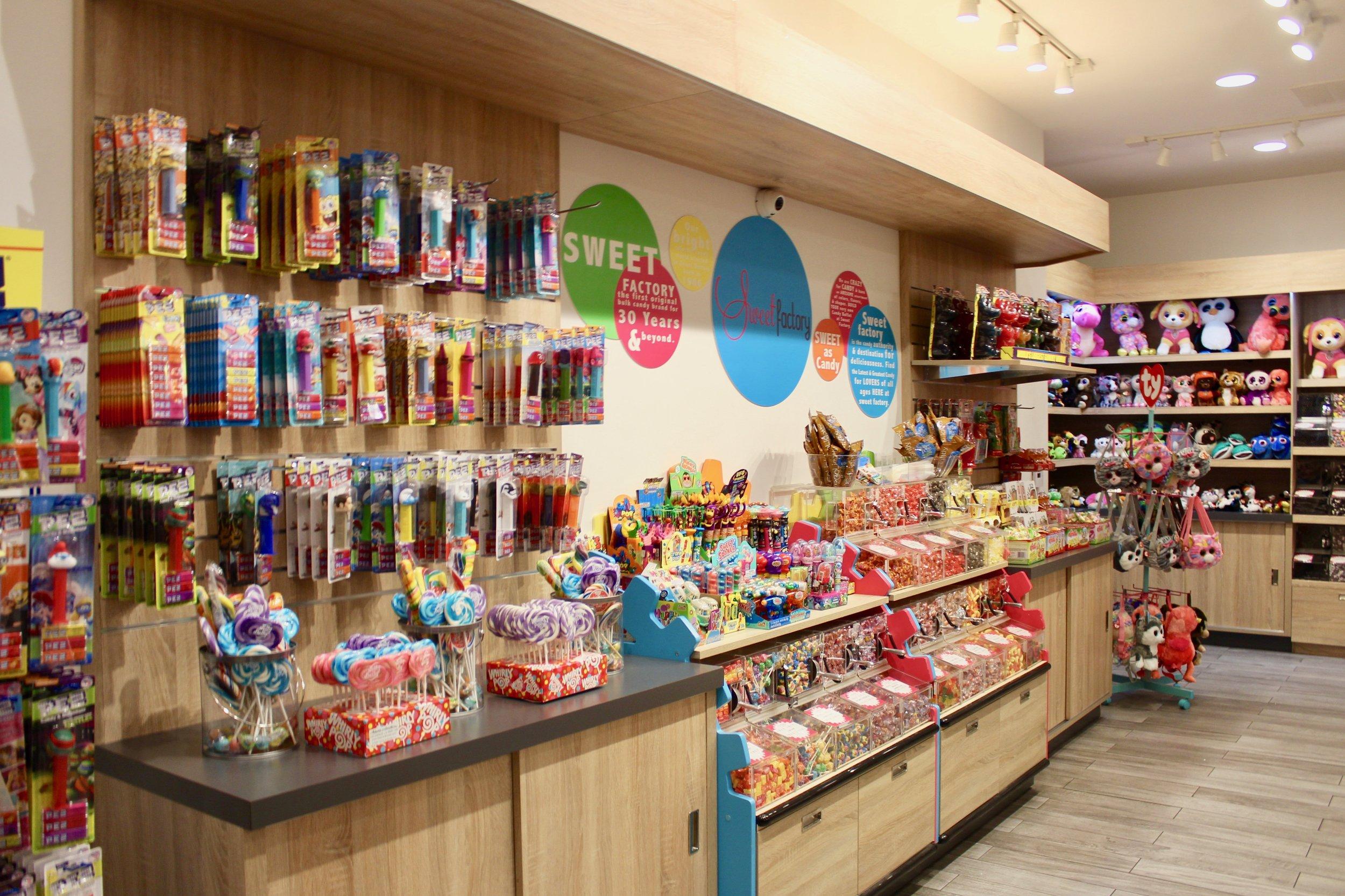 Sweet Factory Del Amo