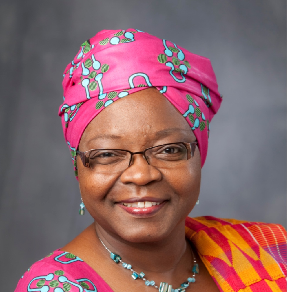 Rev. Dr. Esther Acolatse -