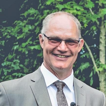 Rev. Dr. Gerard Booy -