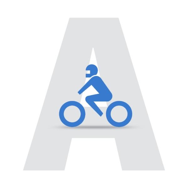 A | Motorfiets