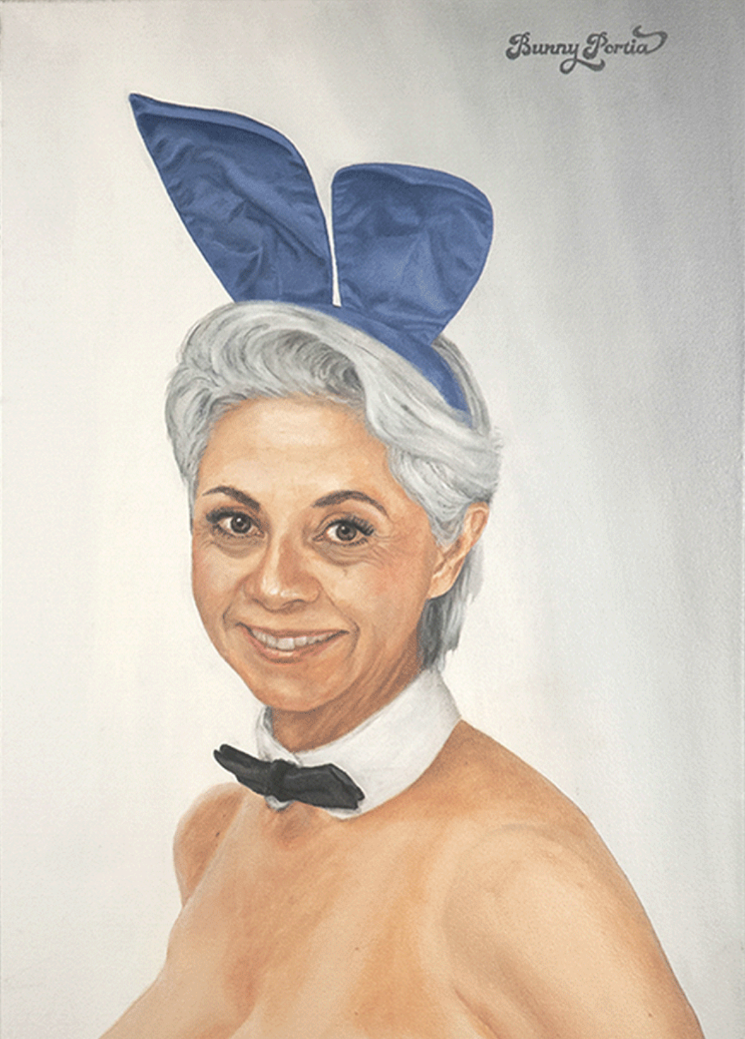 Bunny Portia - PAINTER