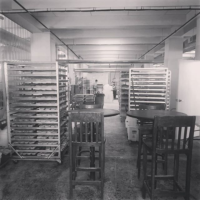 A look into the life of a wholesale bakery.  #bread #bakery #philly #waynejunction #germantown #philadelphia #workworkwork
