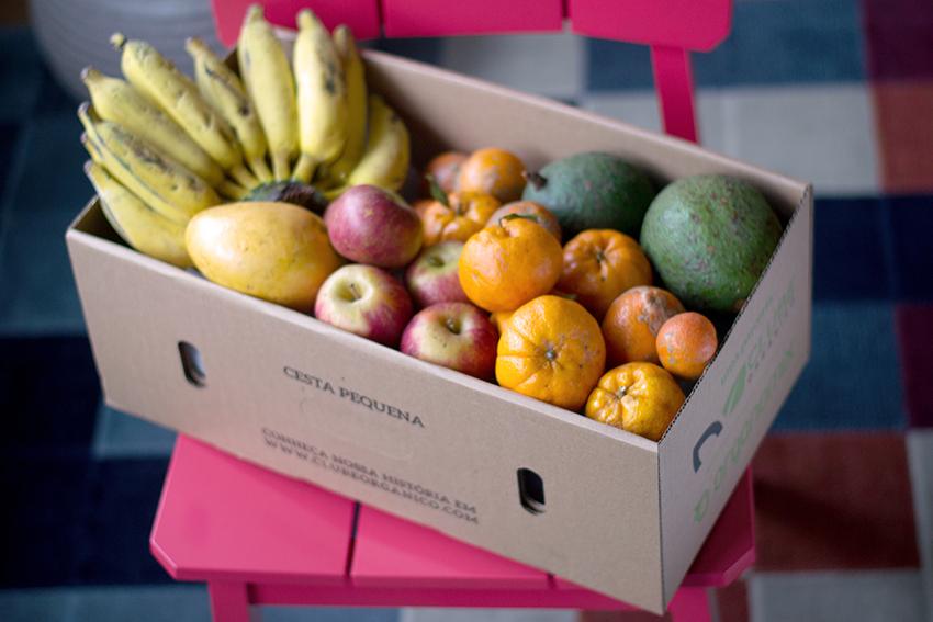 Cesta de frutas - A partir de R$ 48