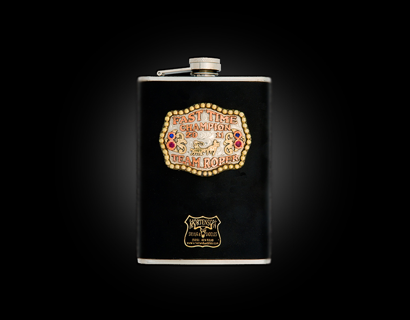 Black Leather, Custom Emblem