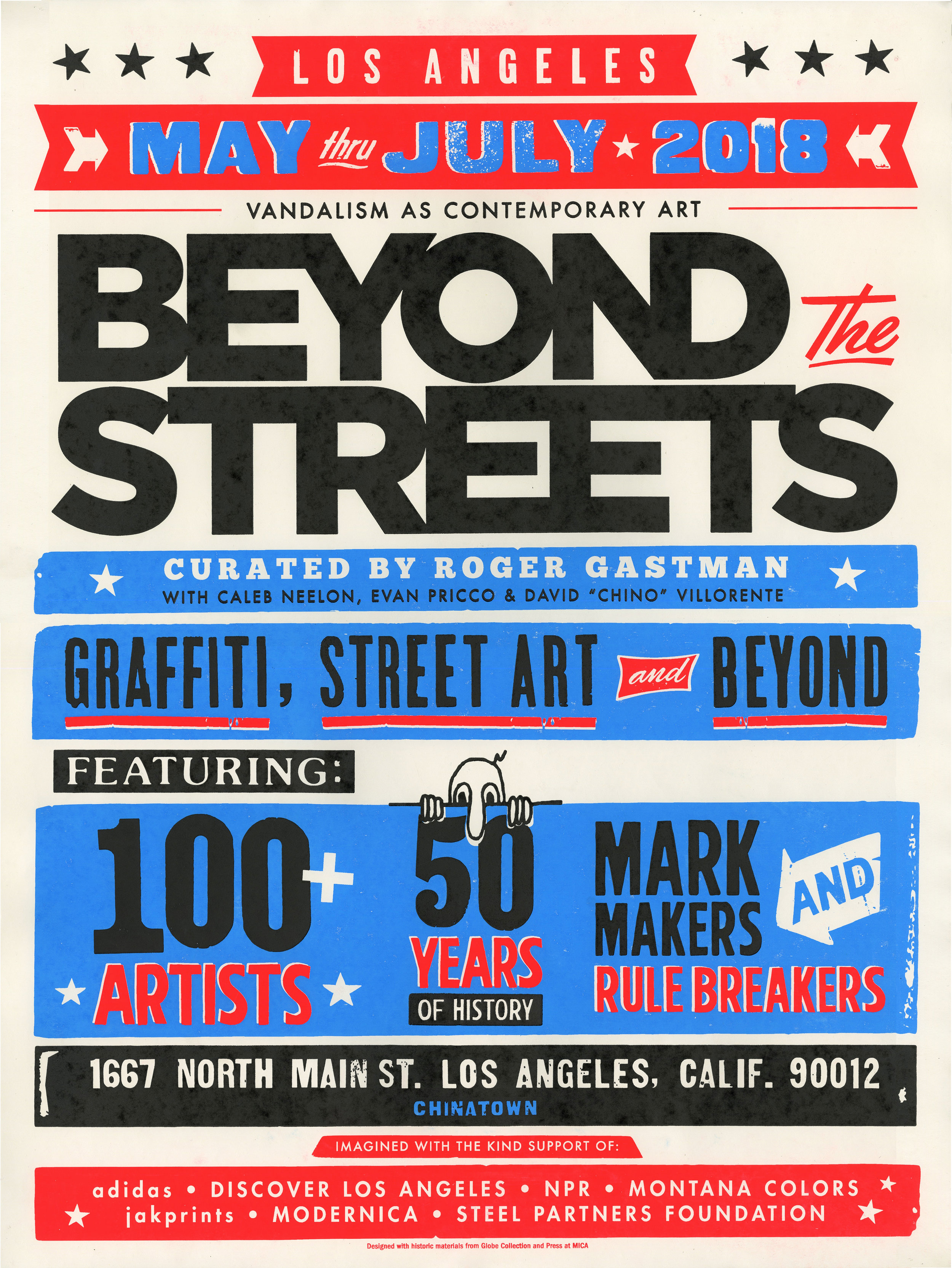 Beyond the Streets Poster