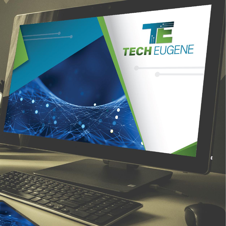Tech Eugene | branding + graphic design