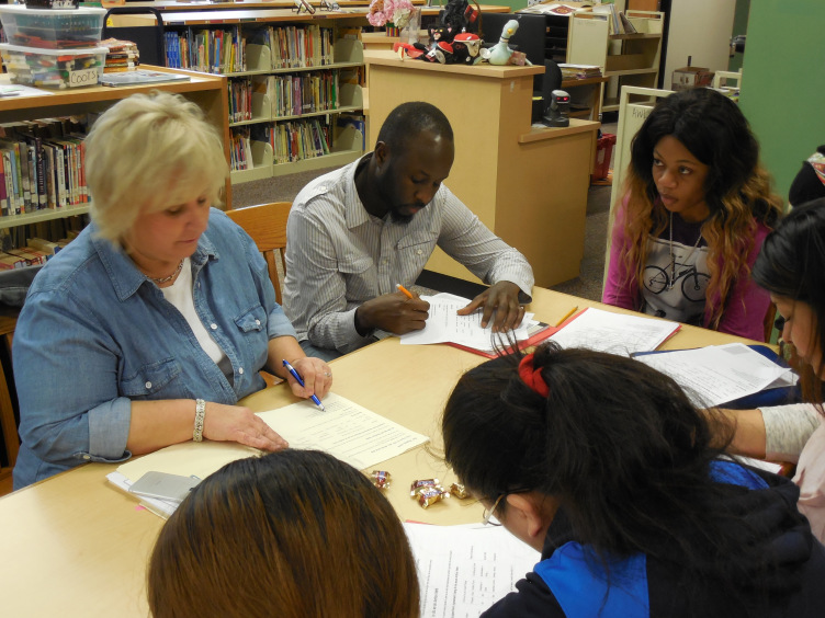 AWL's students and their parents come from diverse places around the globe.