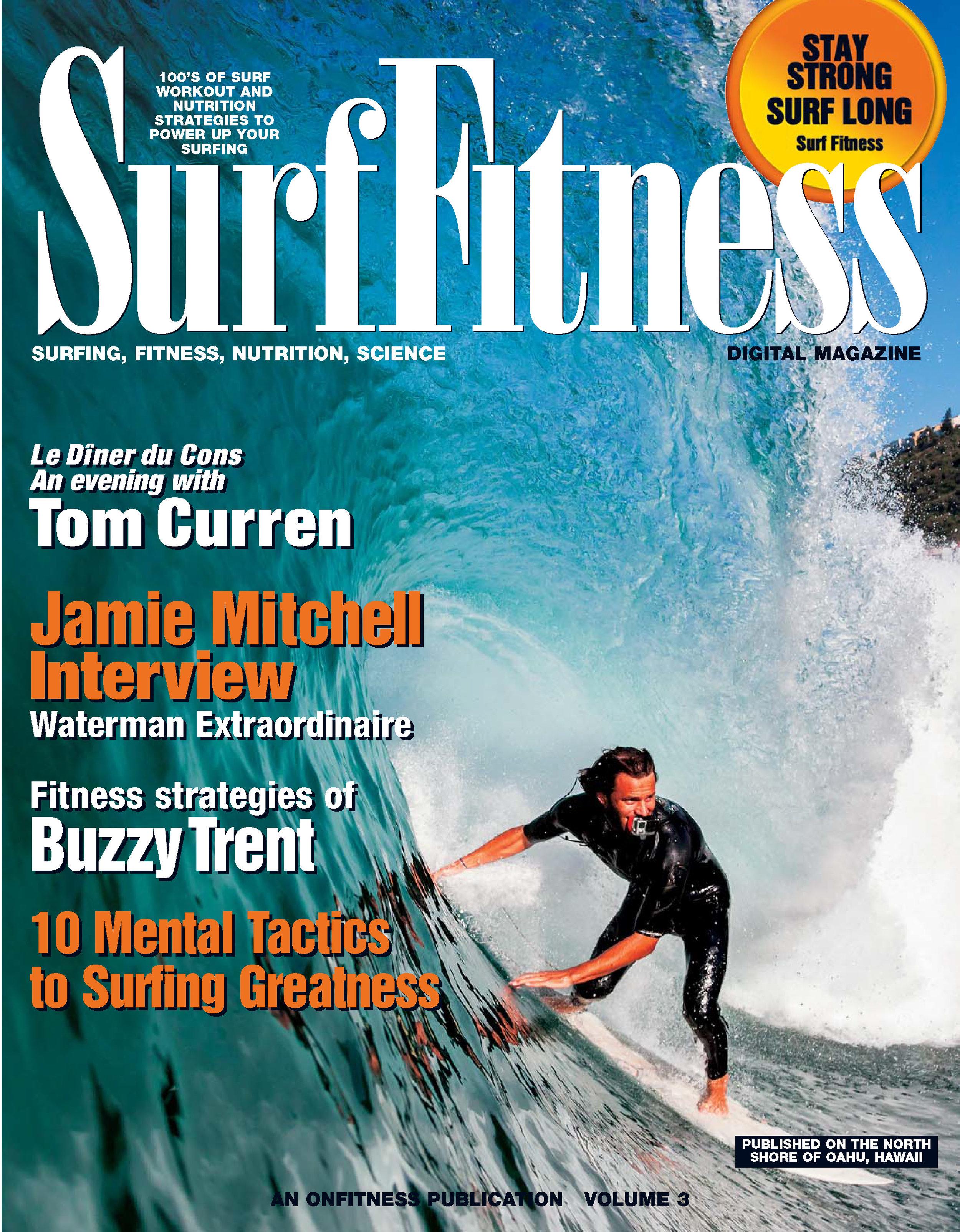 Surf Fitness Onfitness Magazine