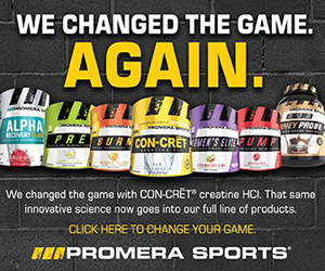 The Only Natural Product Line in Sports Nutrition