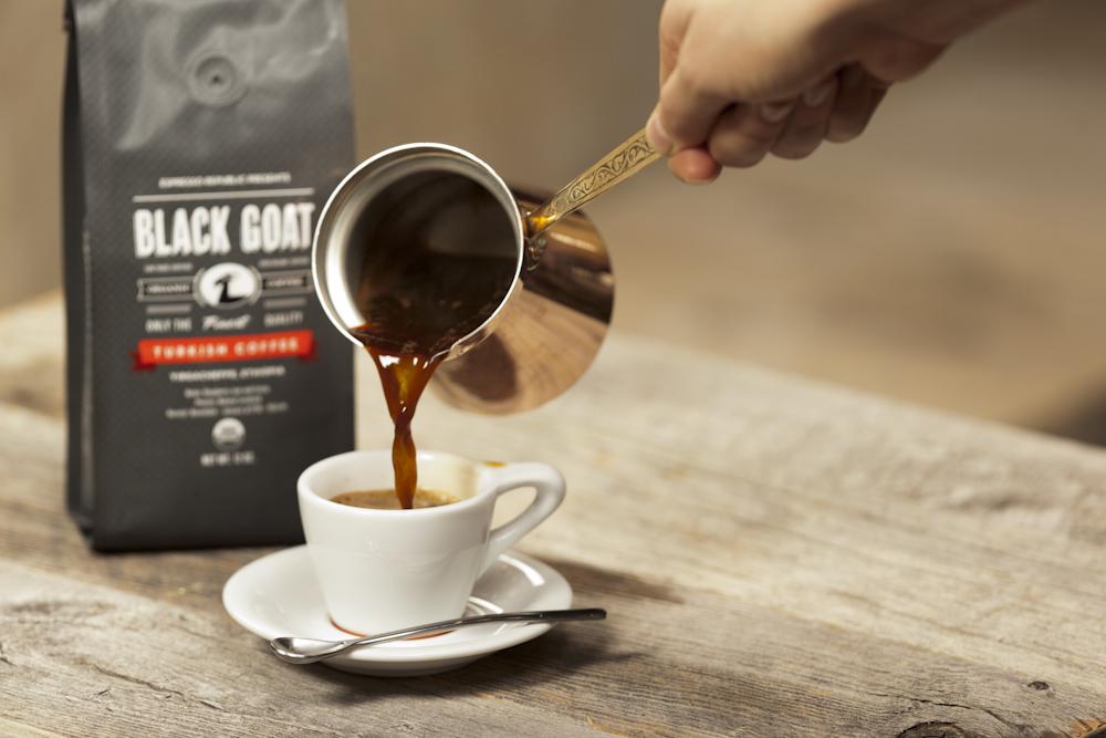 - TURKISH COFFEE