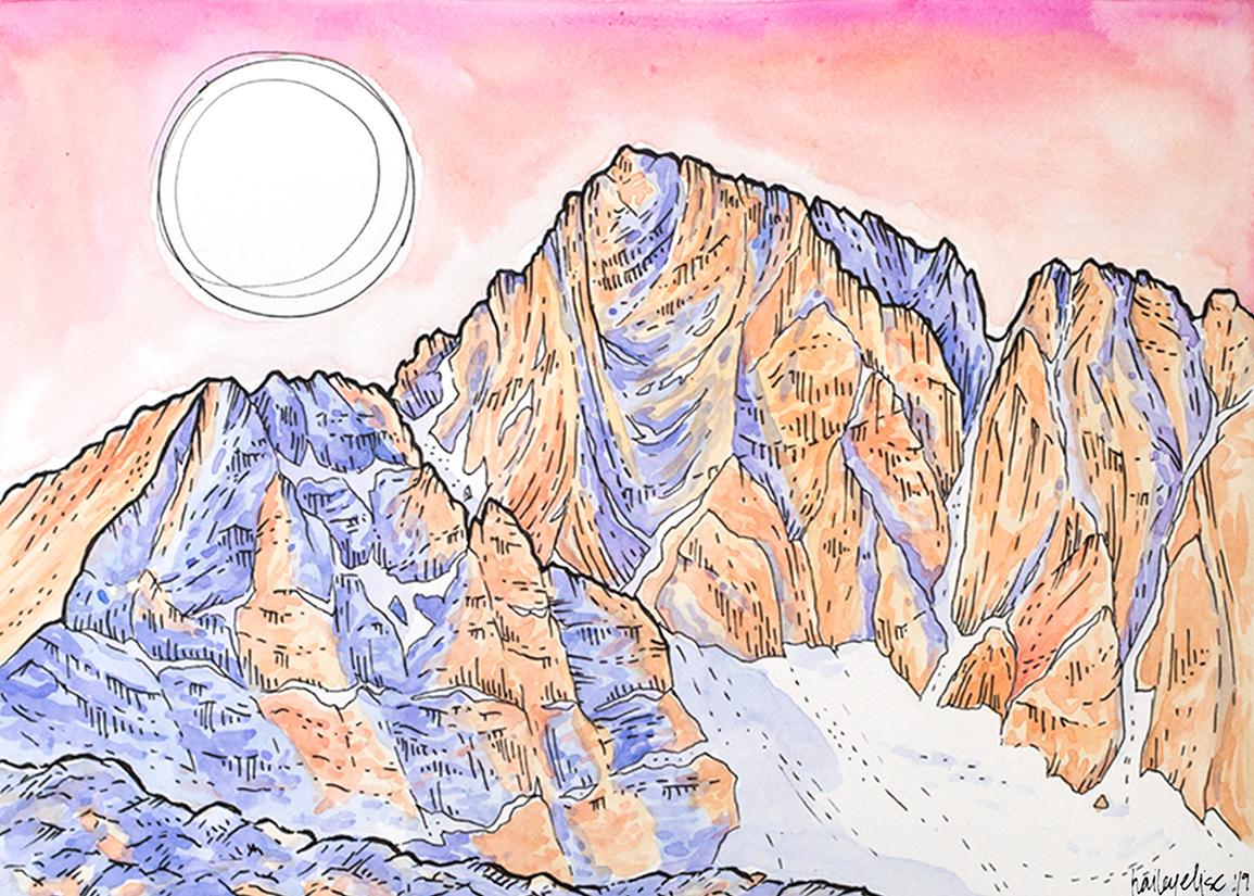 """Granite Peak"""