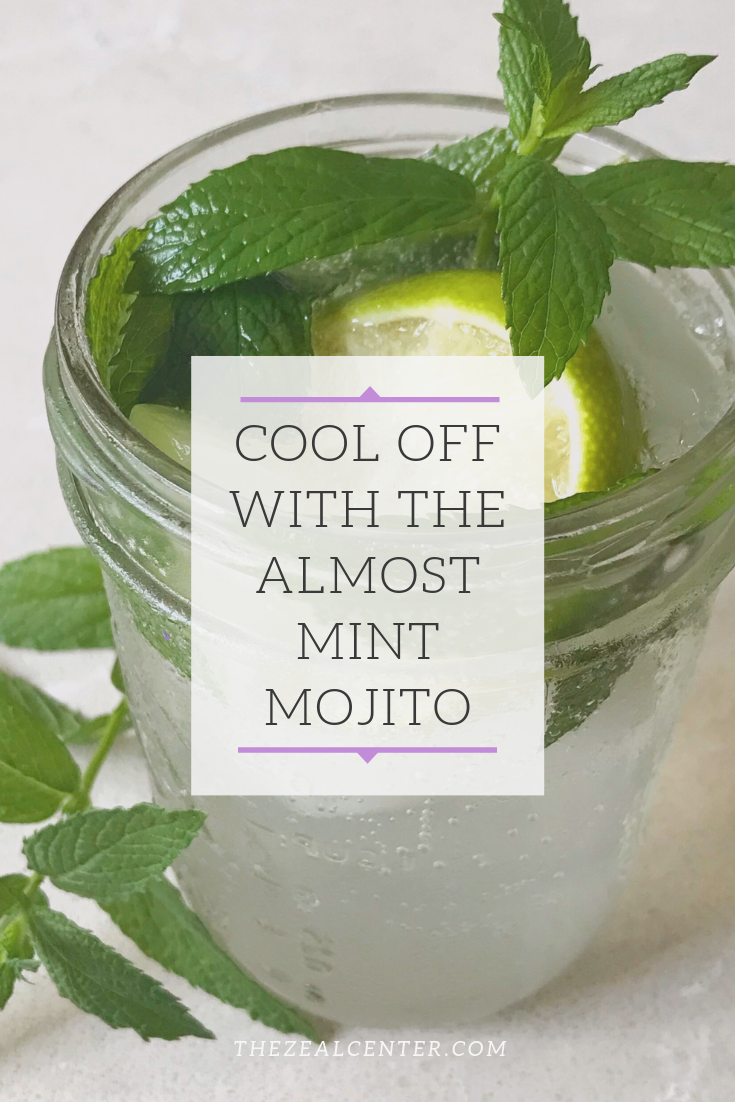 Cool Off with the Almost Mint Mojito.png