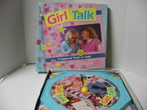 The Original  Girl Talk  …