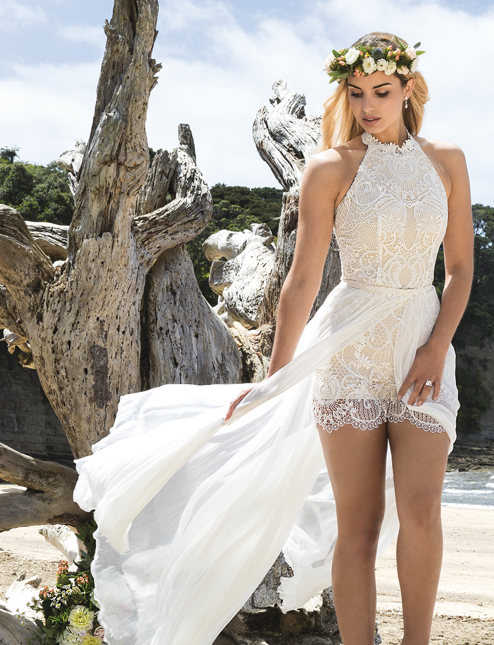 Corina Snow - The Bridal House         as seen in issue       Bride & Groom magazine   , issue 92