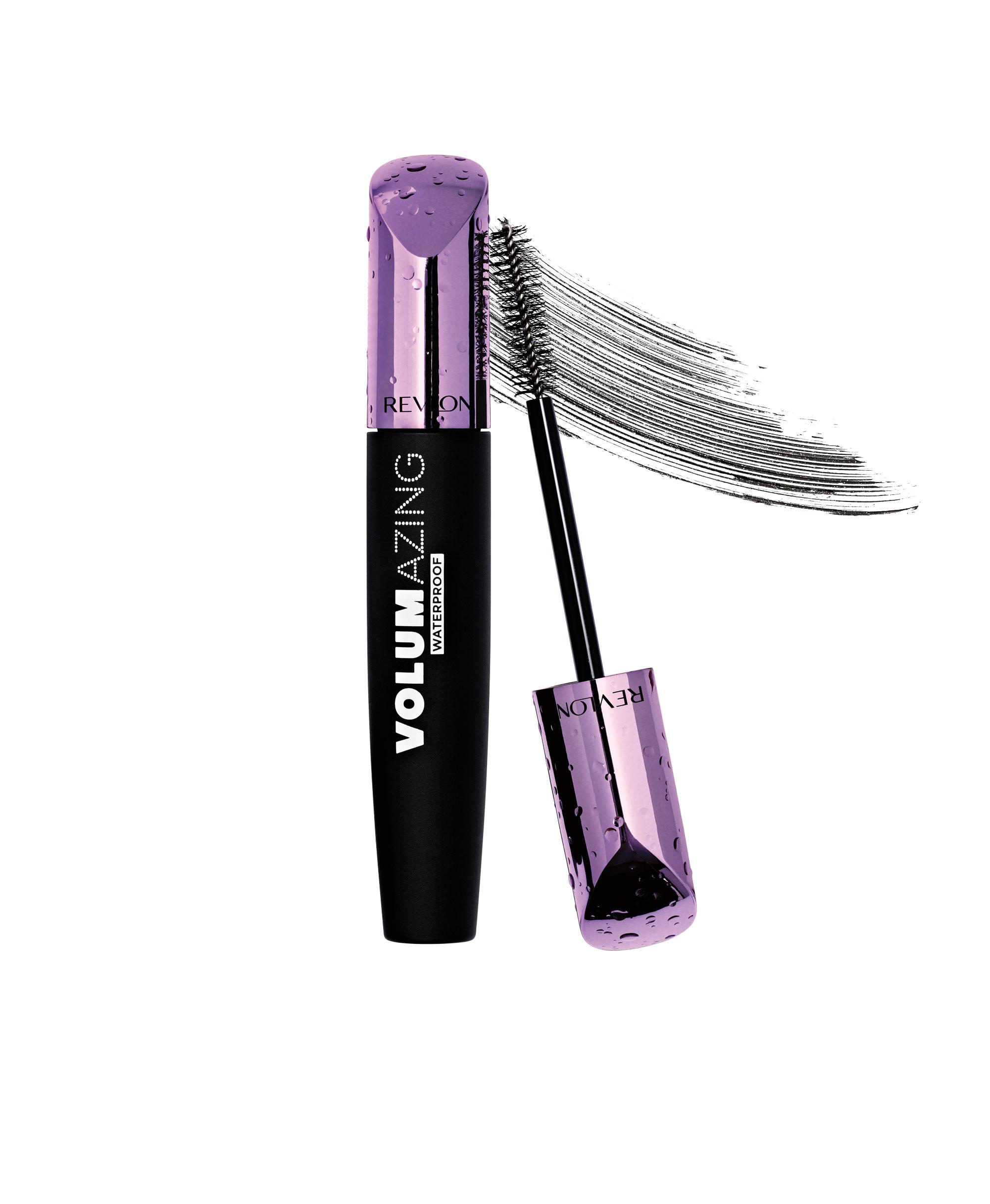 Revlon Volumazing Waterproof Mascara is available in February 2019