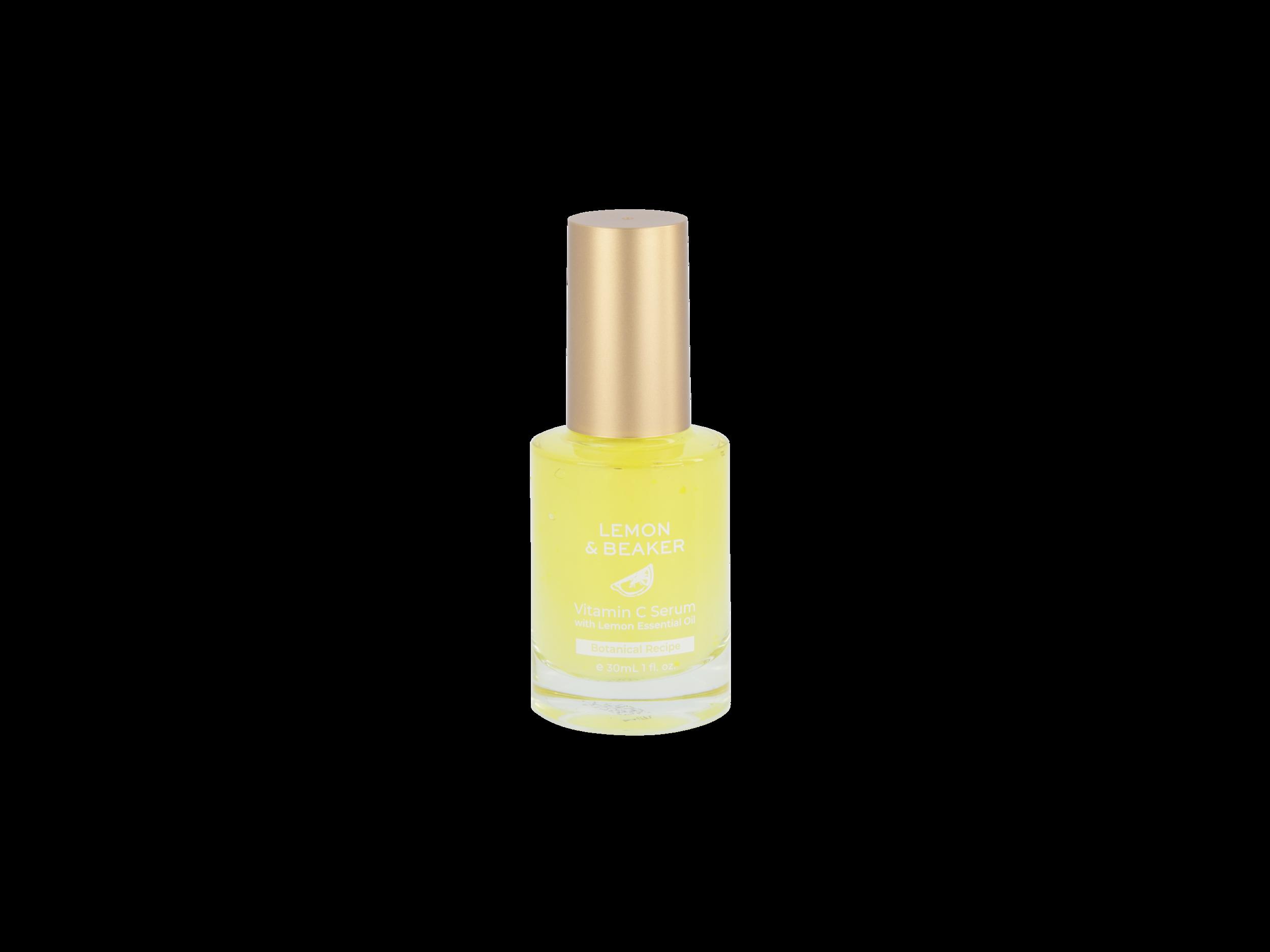 Lemon & Beaker Vitamin C Serum with Lemon Essential Oil 30mL RRP$46.00.PNG