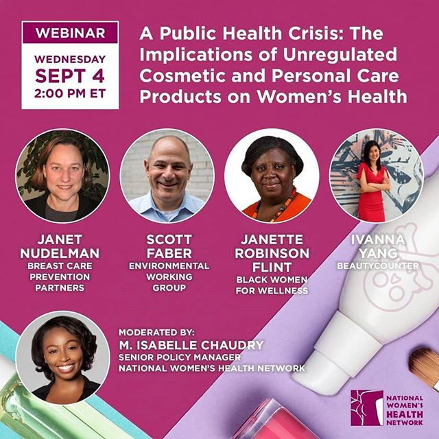 An amazing webinar is coming up and we're so excited to announce that our very own Executive Director of Black Women for Wellness, Janette Robinson Flint, will be a part of this incredible panel of speakers! Moderated by the Senior Policy Manager of National Women's Health Network, Isabelle Chaudry, this webinar is a must watch. Tune in via Zoom on Sept 4 at 2 PM EST. Register using the link in the bio! ✊🏾❤🙎🏿‍♀️ . . #blackwomenforwellness #reproductivejustice #community #uplift #women #health #wellness #webinar #blackwomen #blackgirls #blackgirlmagic #riseup #communication