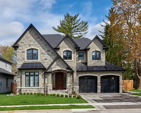 Parkway Ave Markham custom home build by PWR Construction Ltd Toronto GTA