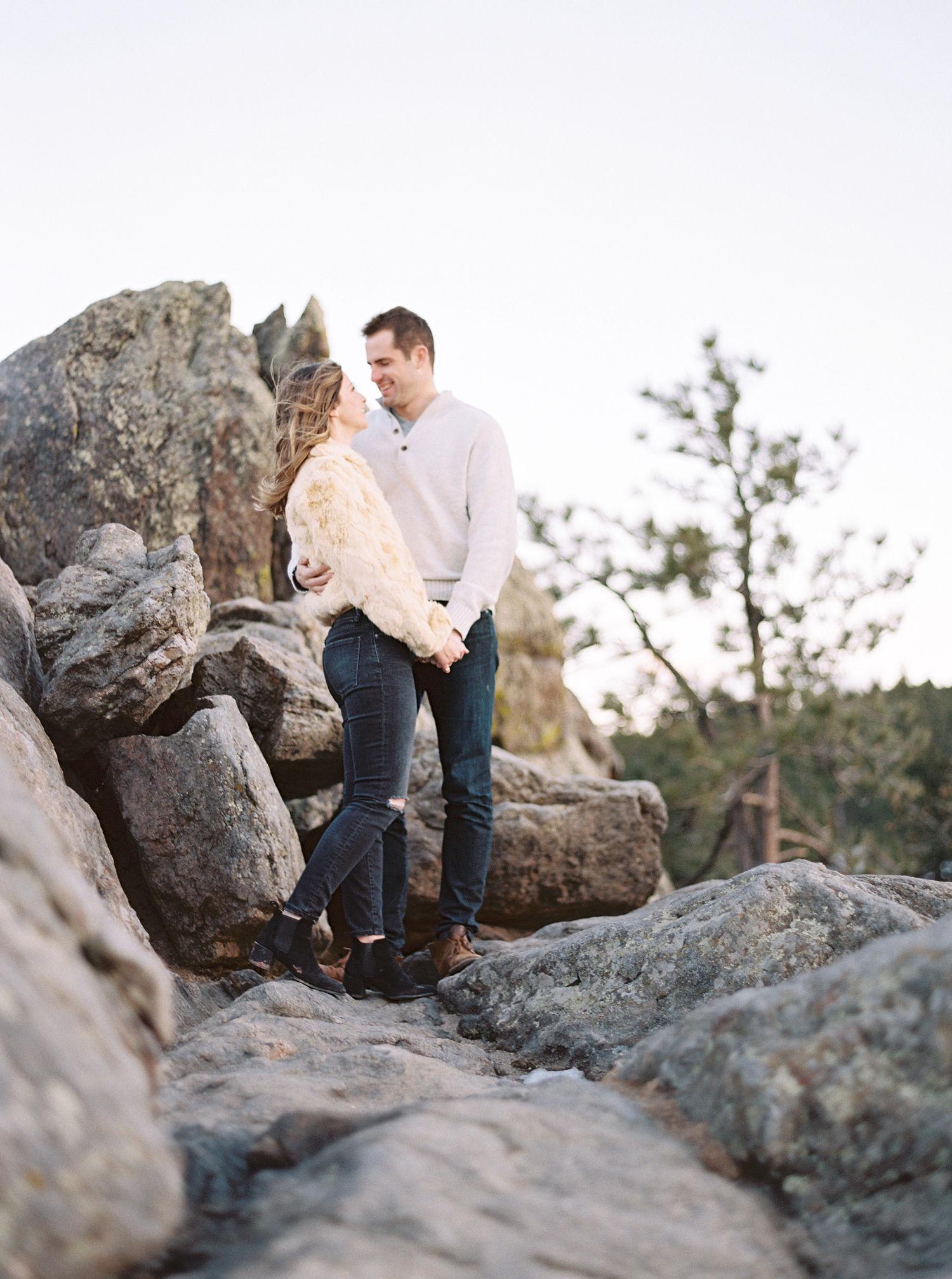 boulder-engagement-session