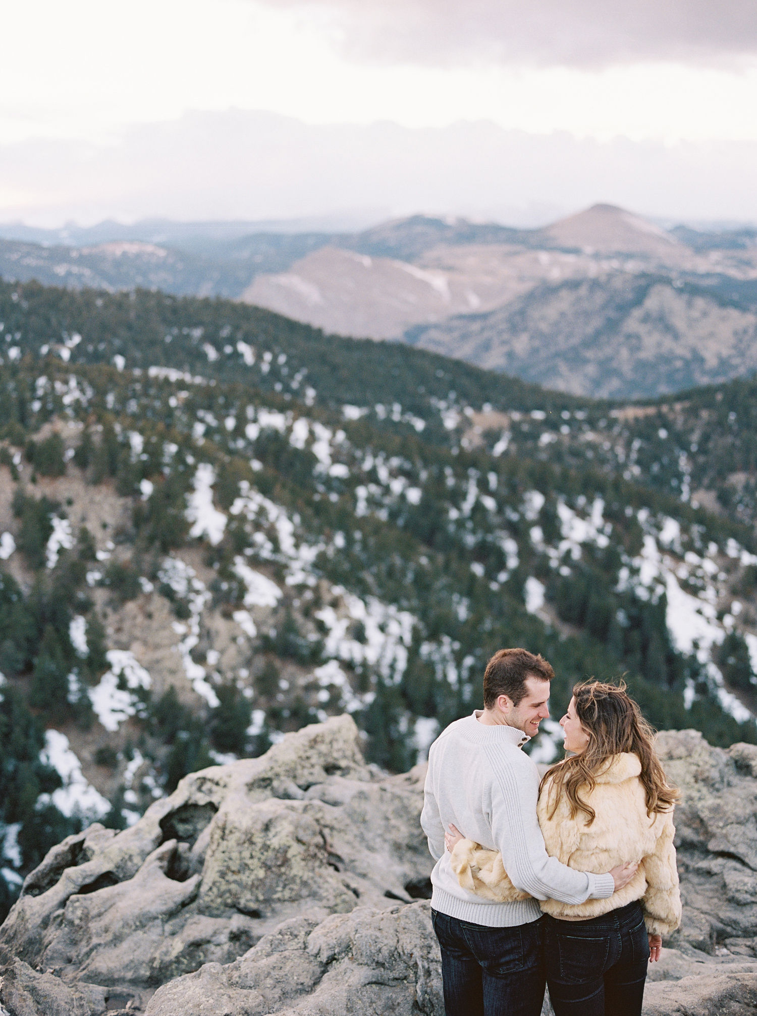 boulder-engagement-session