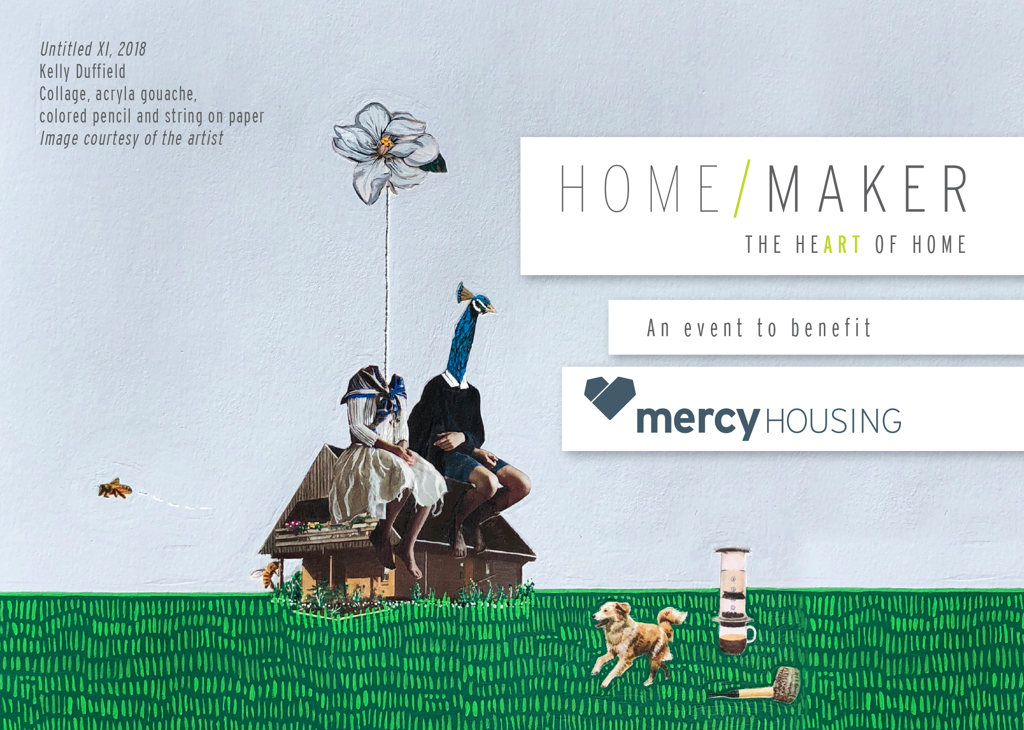 Home/Maker Benefit Art Show