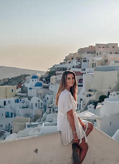 Santorini Greece Vamos Travels